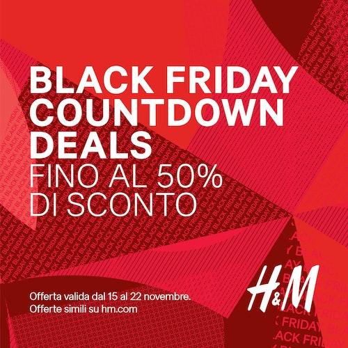 Black Friday Countdown Deals
