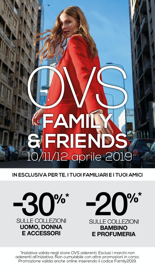 OVS Family&Friends