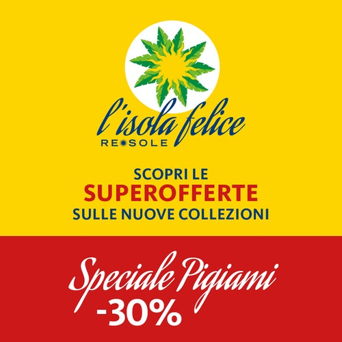Re Sole Speciale Pigiami Summer -30%
