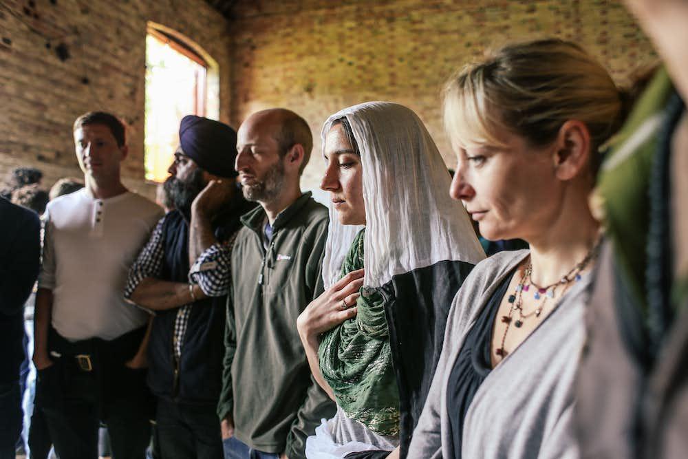 grief tending with sara zaltash