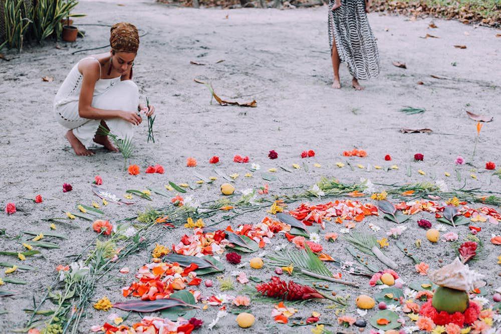 soul seed gathering sacred feminine