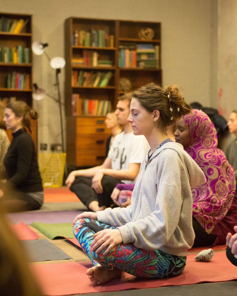 Yoga and social change