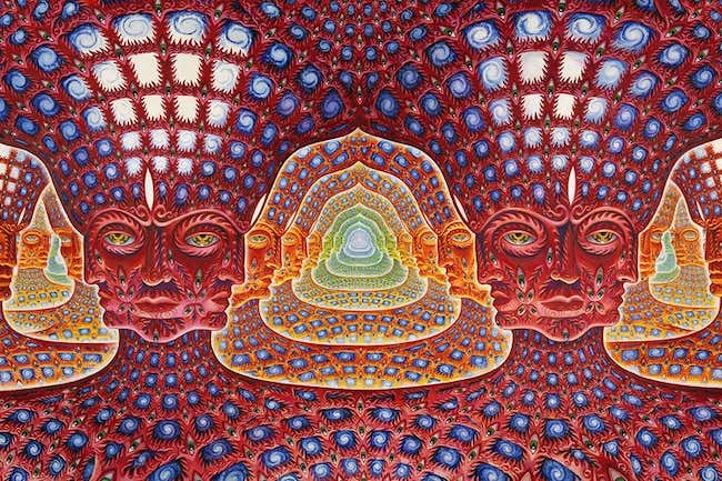 alex grey consciousness rupert sheldrake