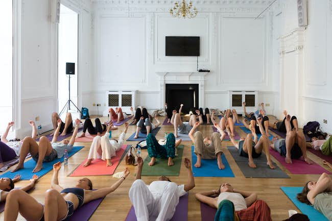 The London Yoga Festival