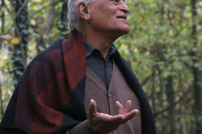 A Yoga & Nature Retreat satish kumar