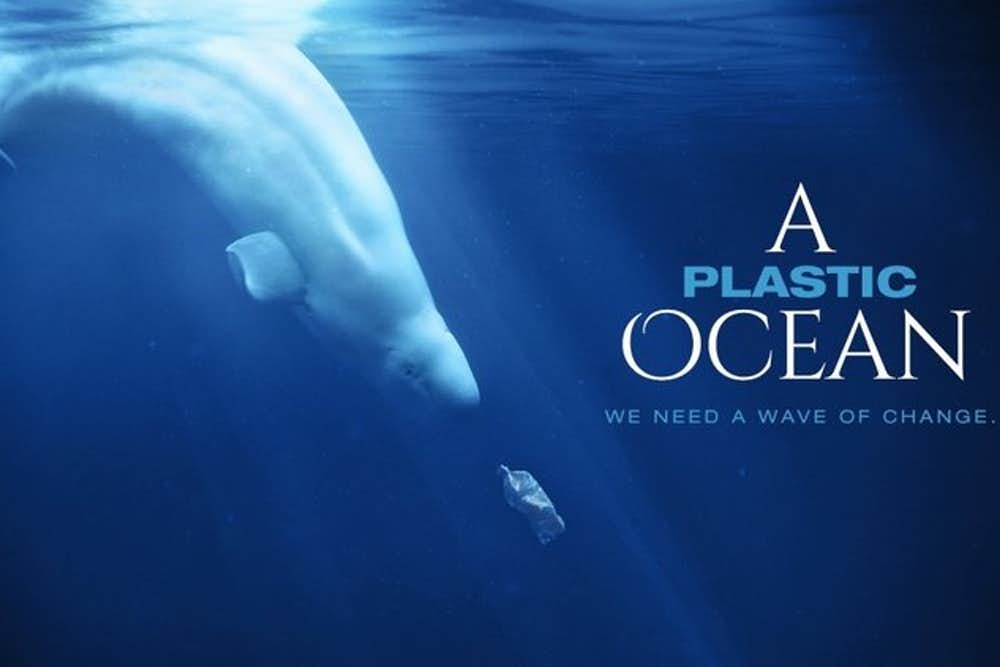 Plastic Oceans Documentary Film Screening & Q&A by Producer Jo Ruxton