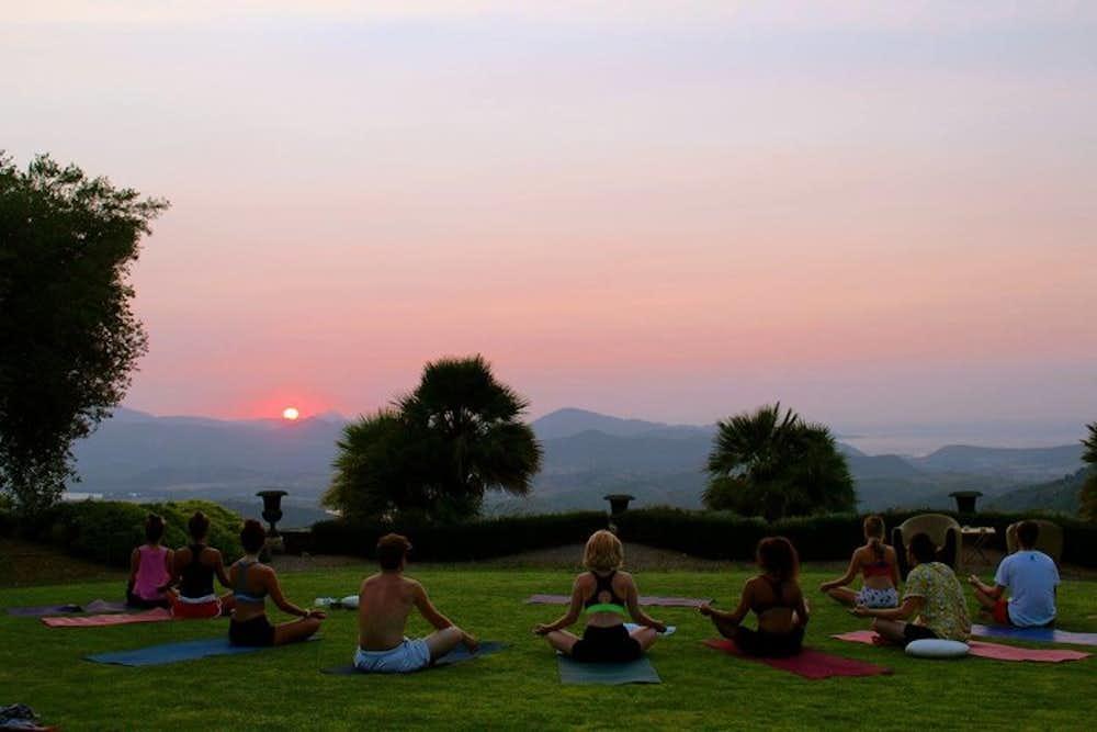 Yoga Retreat in Corsica