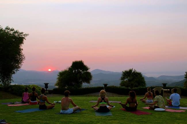 Yoga Retreat in Corsica