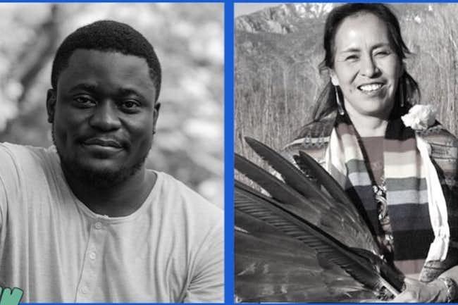 Bayo Akomolafe & Pat McCabe