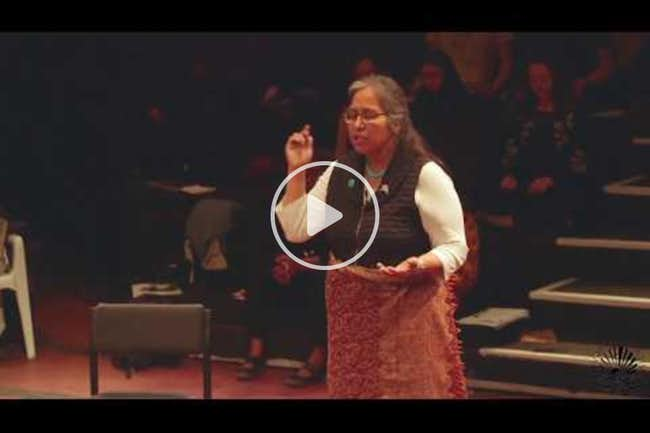 Pat McCabe: Thriving Life: Indigenous Ways of Knowing