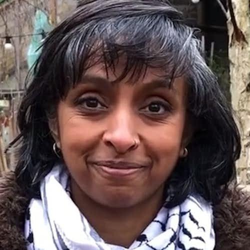 Sheila Menon Activist