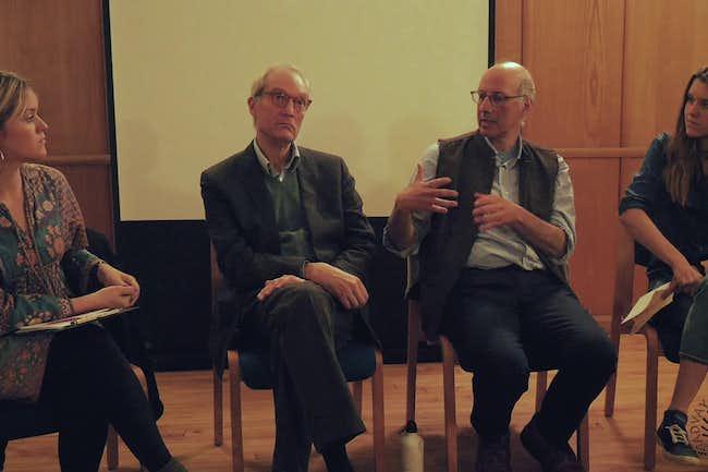 Q&A: Quantum Physics & Holistic Science, Philip Franses & Hardin Tibbs