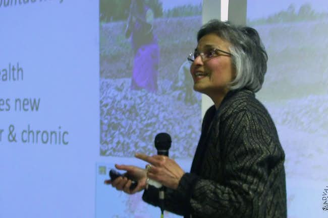 Mala Rao: The Health Impacts of Climate Change