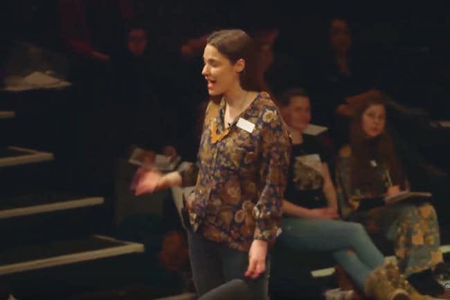 Natasha Adams: Community Organising and Transforming Collective Culture