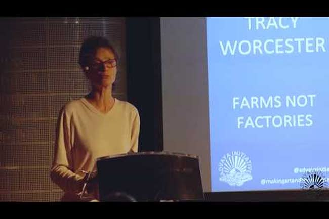 Tracy Worcester: The Future of Food In Britain