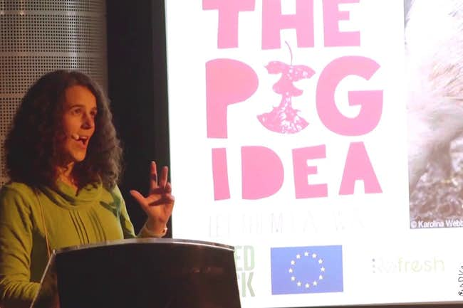 Karen Luyckx: The Pig Idea & The Future of Food In Britain