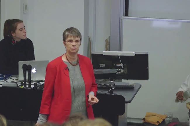 "Molly Scott Cato Green MEP: ""Is Ecology Relevant?"""
