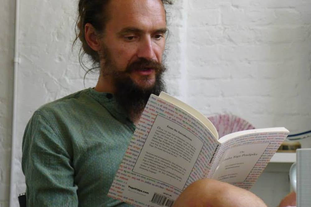 James Mallinson History of Yoga Philosophy Sanskrit