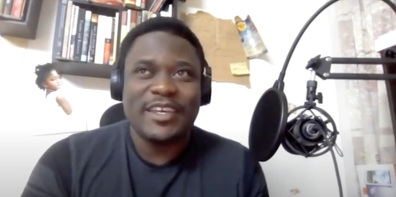 Bayo Akomolafe hope emergence talk