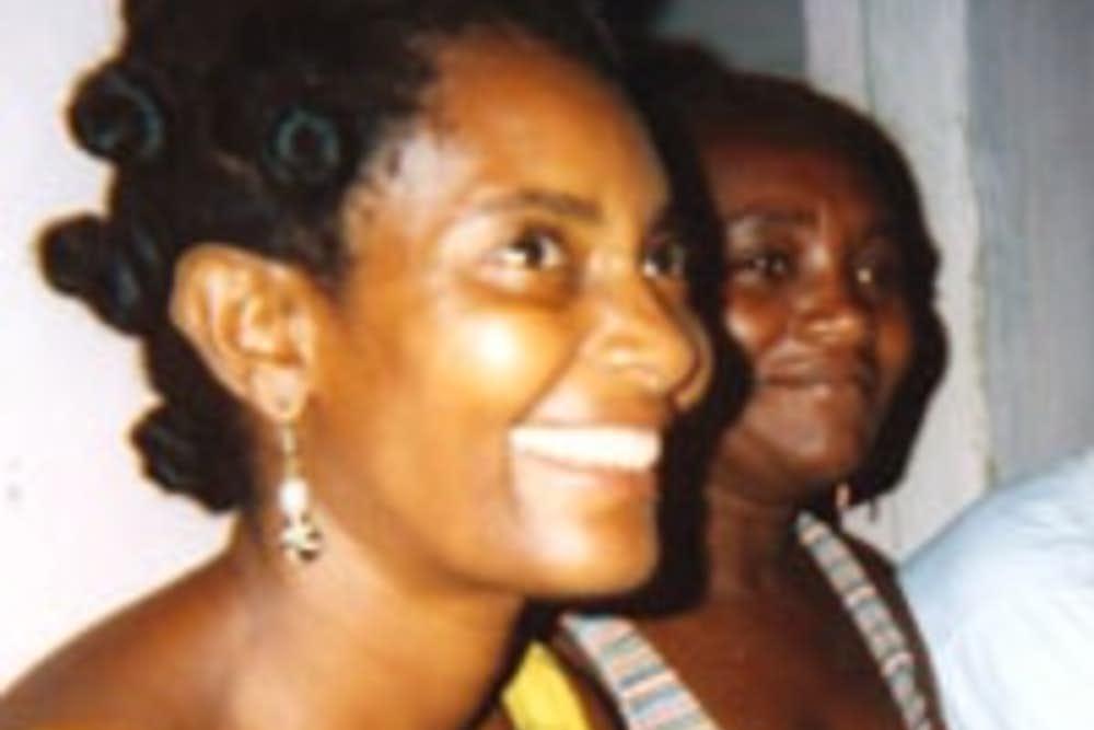 Sister Euphrasia (Efu) Nyaki