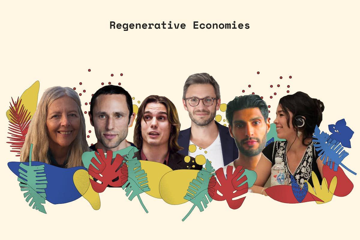 regenerative economies, living economies, alternative economies, localisation