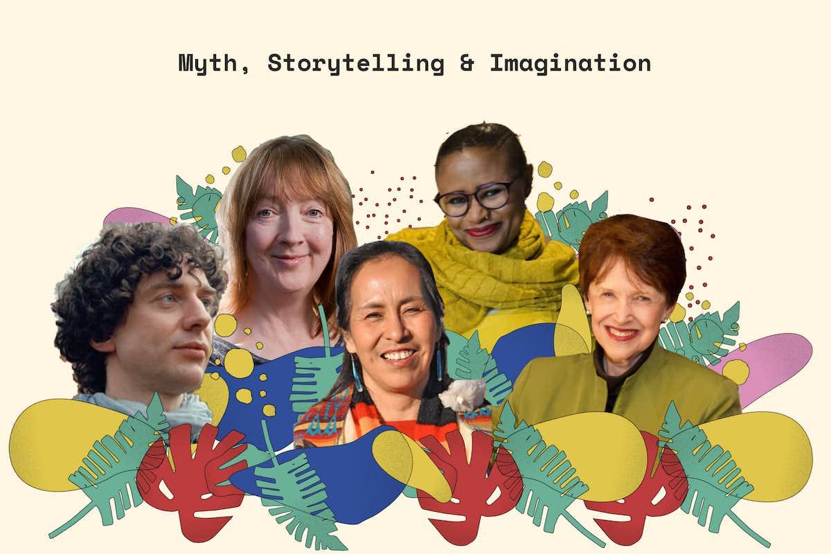 myth, storytelling, imagination, change the story, change the world
