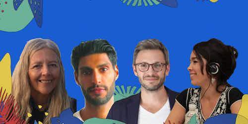 new economies - Helena Norberg hodge, Alnoor Ladha, Jason Hickel, camila moreno