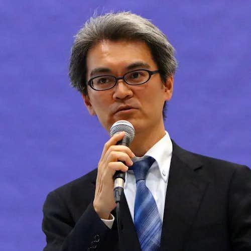 Katsuji Iwahashi