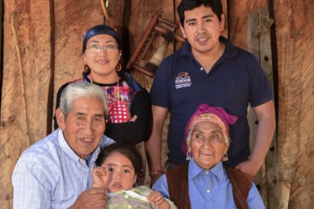 Melinir Family, Comunidad Quinquen