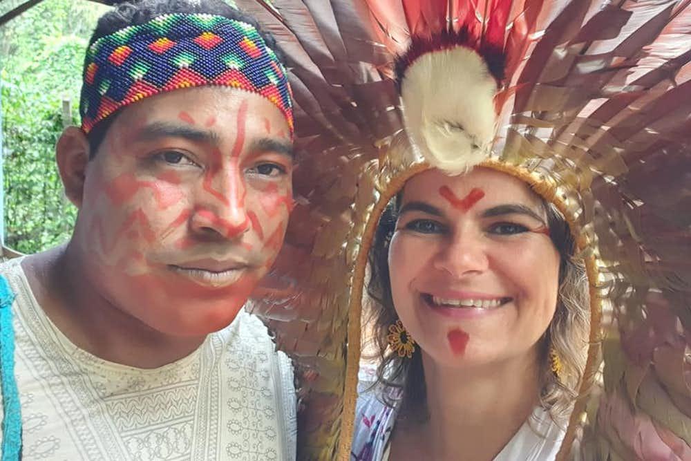 Vanessa Hasson & Adeildo Shawakaya Shawandawa