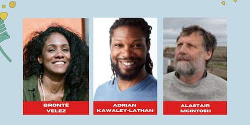 reimagining activism, bronte velez, Adrian Kawaley-Lathan lathan