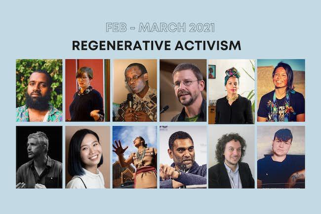 Regenerative Activism Building Social Movements