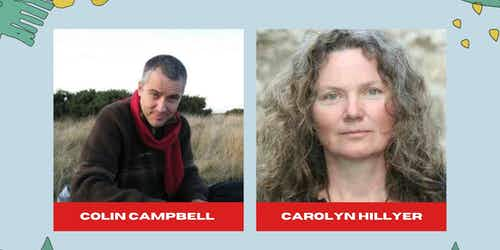 colin campbell, carolyn hillyer
