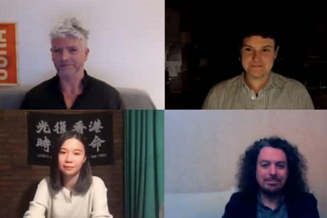 Facing Repression: Building Movement Resilience Video with Ulex Project, Ilaj, Glacier Kwong & Laurence Cox