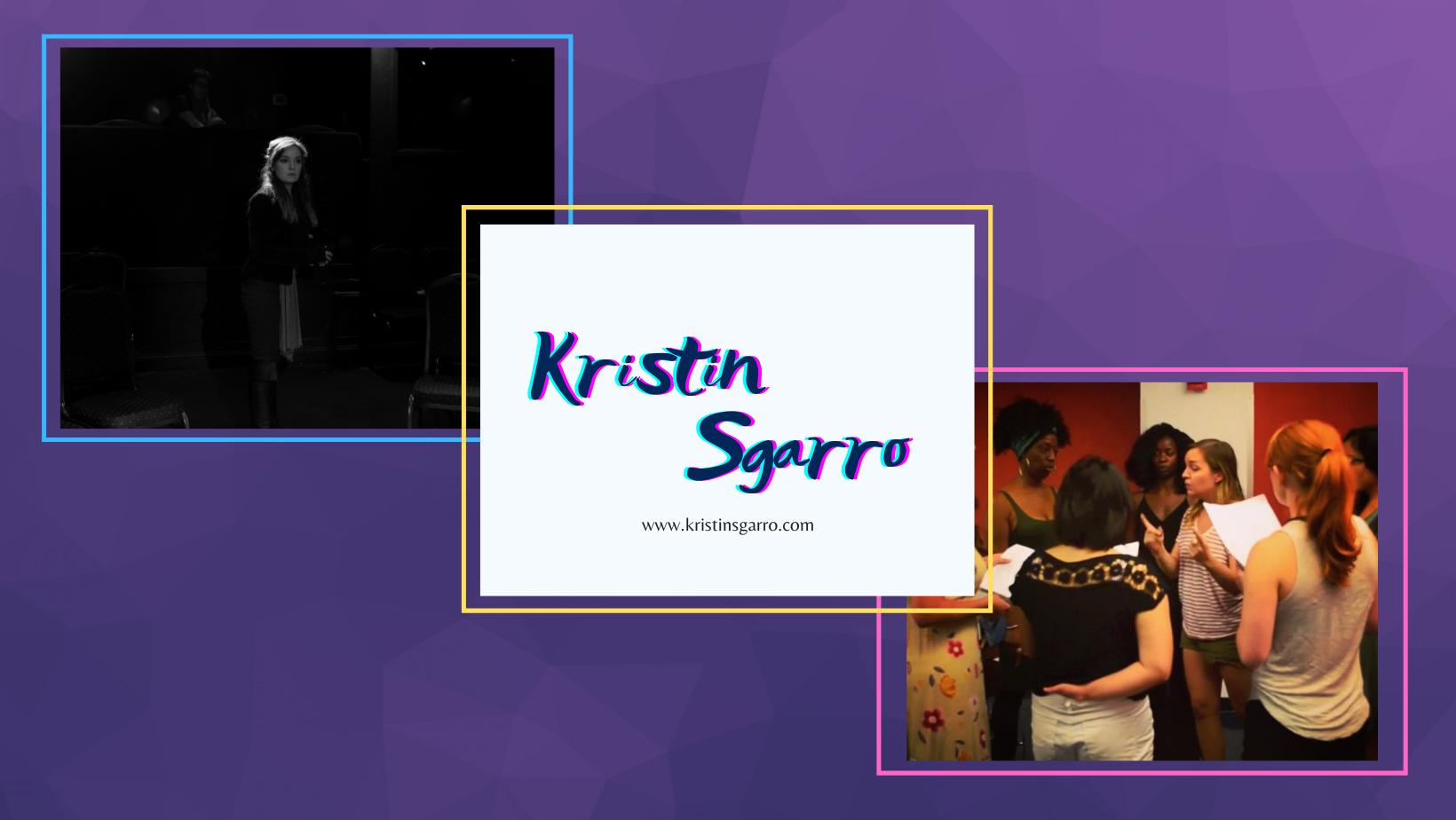 editor-uploaded image of Kristin Sgarro