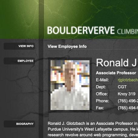 Boulderverve Climbing