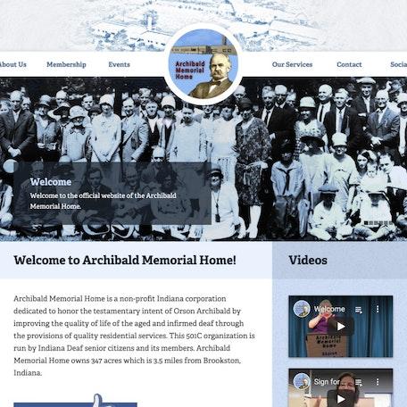 Archibald Memorial Home