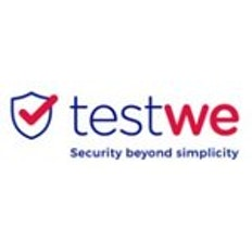 TestWe logo