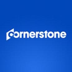 Cornerstone LMS logo