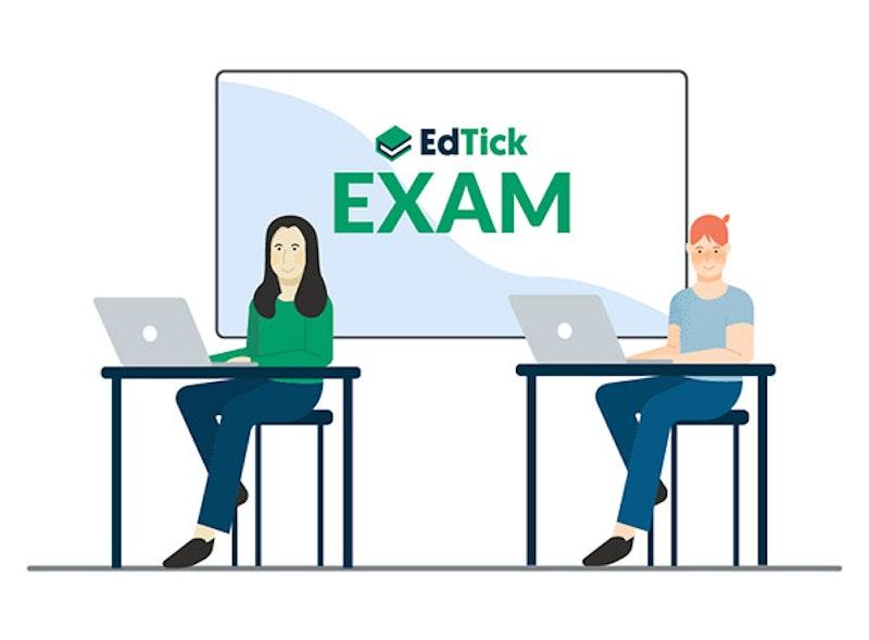 Online Exam. EdTick