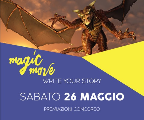 Magic Move – Write Your Story