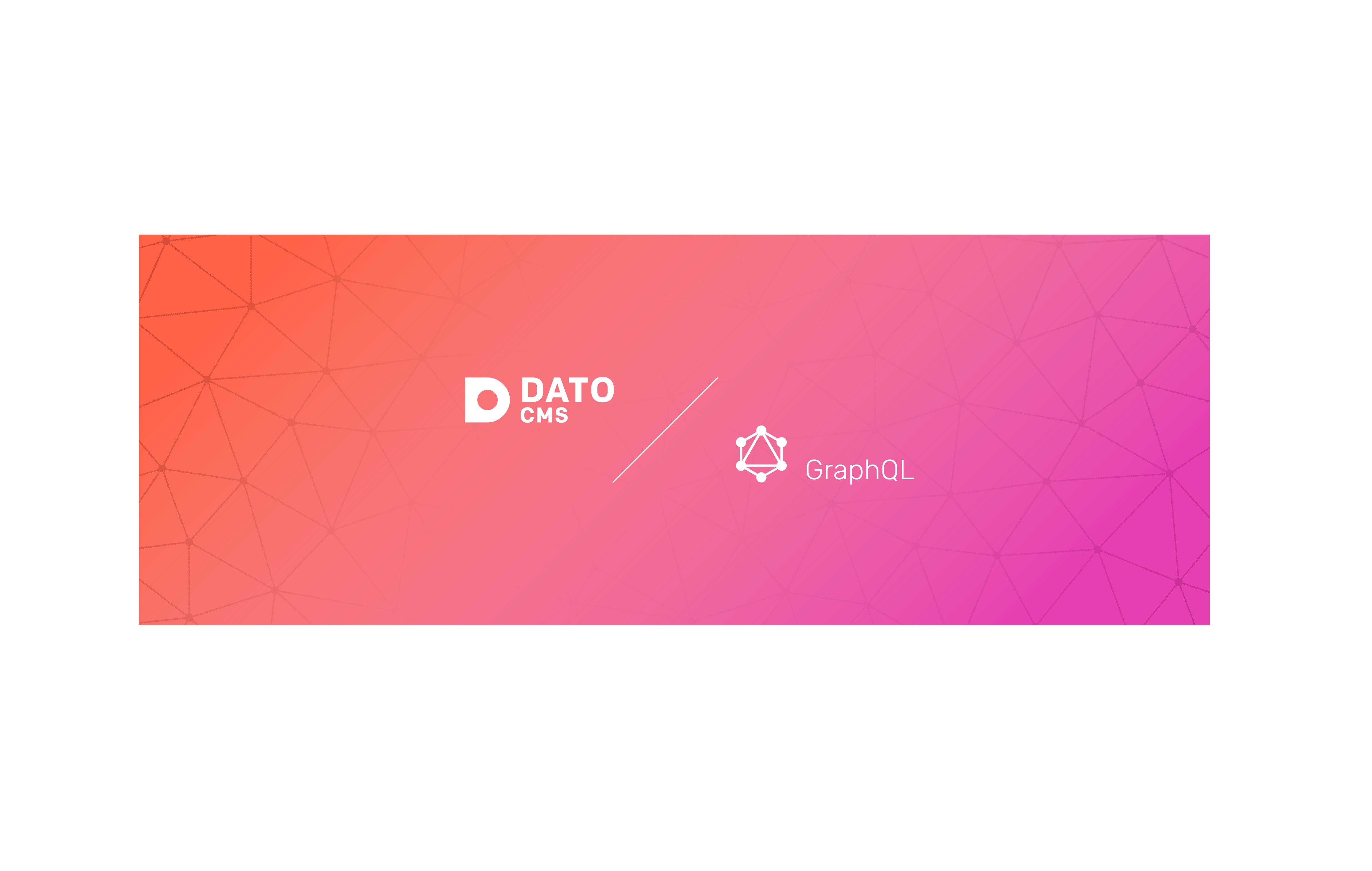 GraphQL and DatoCMS - DatoCMS