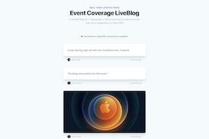 Next.js blog starter