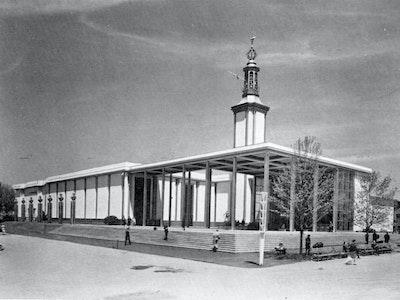 1939, New York, Architects; Dirk Slothouwer, (1884–1946)