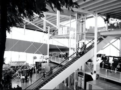 1992, Sevilla, Architects: ZJA Architecten (Rein Jansma,  Moshé Zwarts)