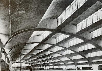 bank of England Printing Works, Easton & Robertson, Debden, England, 1953-1956