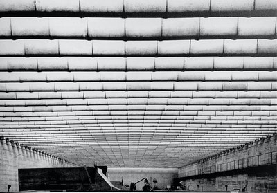 Center for Hydrographic Studies, Miguel Fisac, Madrid, Spain, 1960-1963