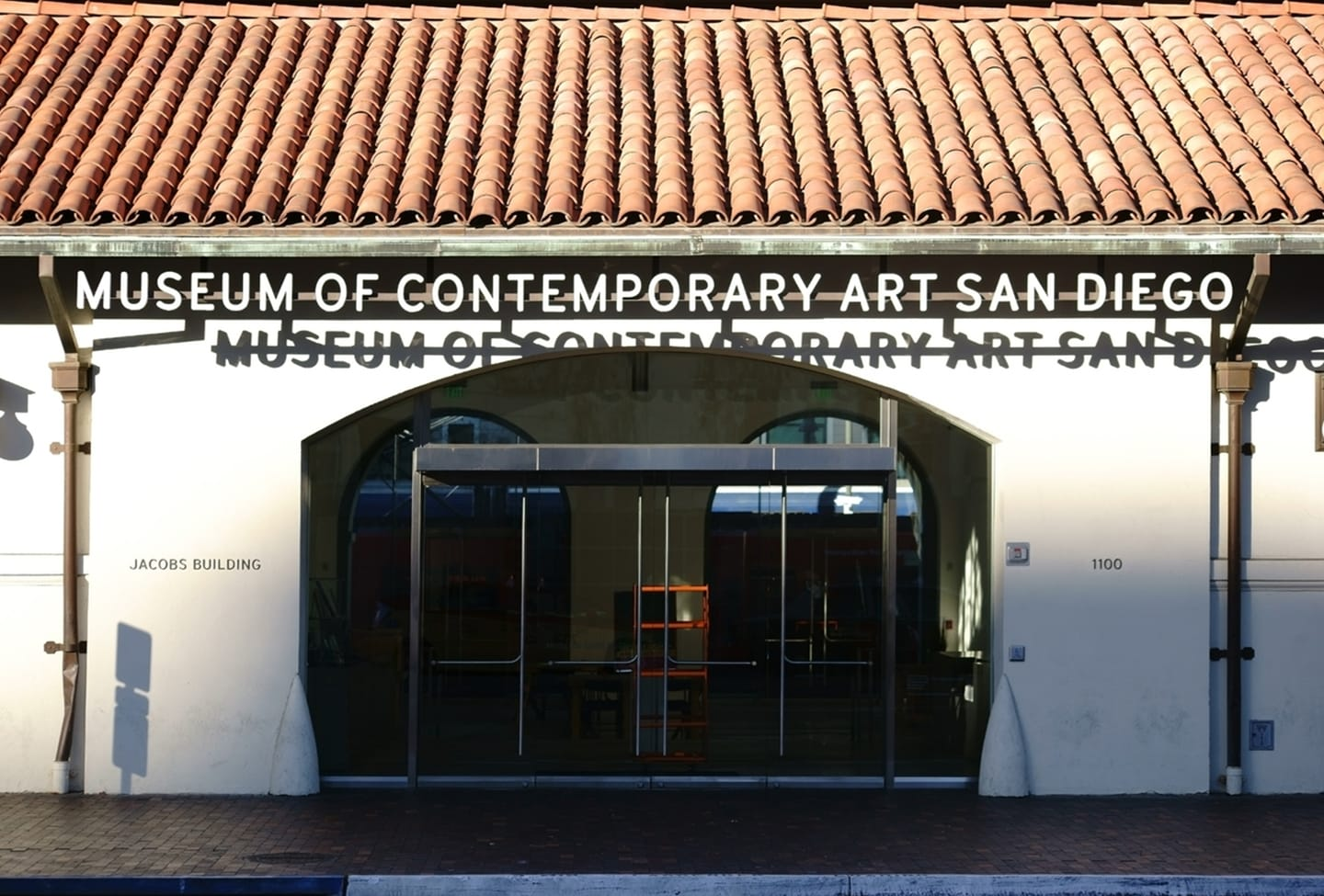 San Diego Contemporary Museum of Art, La Jolla