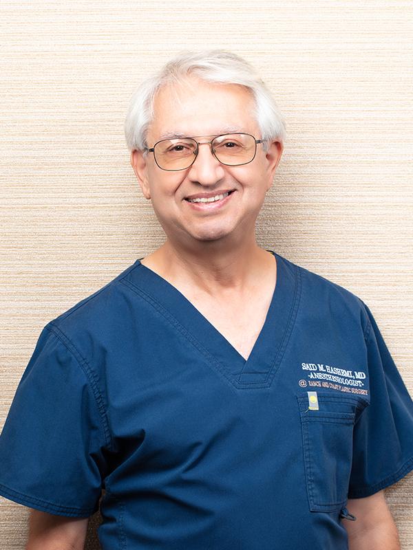 Dr. Said Hashimi