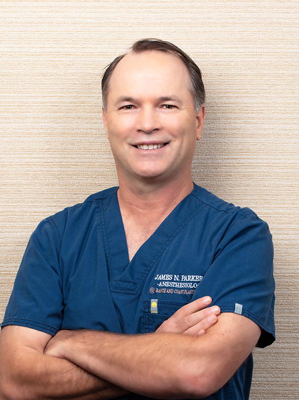 Dr. James Parker, M.D.